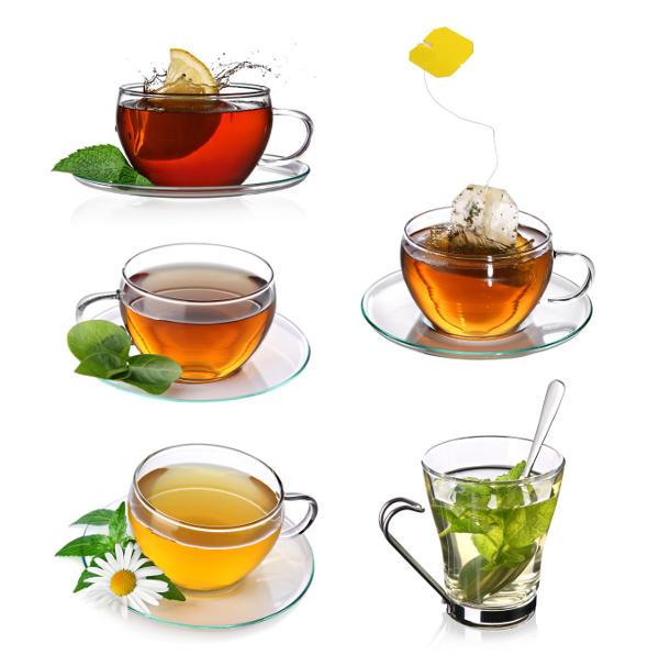 čaje a bylinky vhodné pro děti
