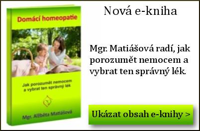ebook Matiášová domácí homeopatie