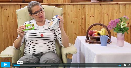 pacientka vypráví co jíst a co nejíst s ulcerózní kolitidou